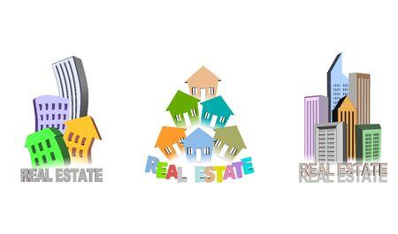 listing: Real Estate Illustration