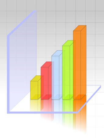 overvalued: Transparent 3D Graph