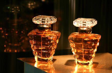 Perfume Bottles Stock fotó