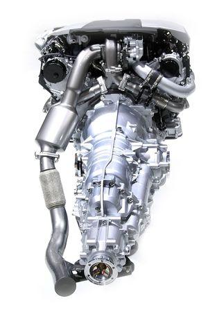 Automobile Engine photo