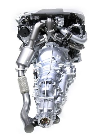 car transmission: Automobile Engine