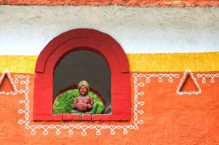 representations: Traditional Indian Architectural Design