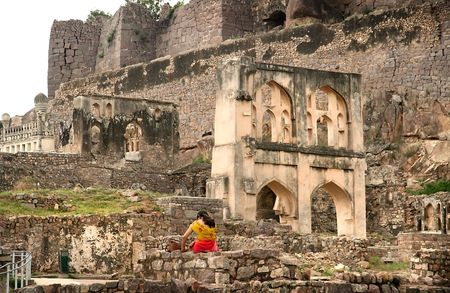 golconda: Golkonda Fort