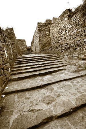 Golkonda Fort photo