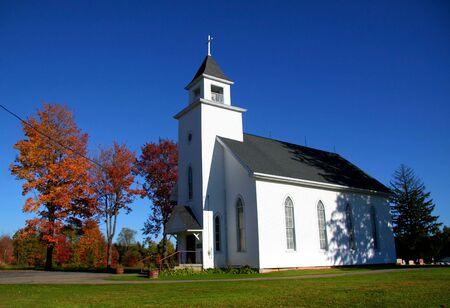 country church: Small Church