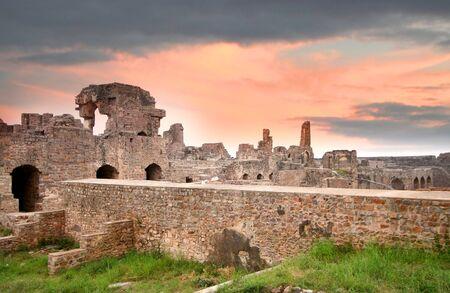andhra: Golkonda Fort
