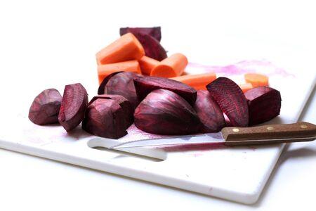 potherb: Cut Vegetables