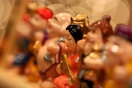 idols: Japanese Idols Stock Photo