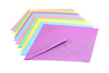 envelops: Mail Envelops Stock Photo