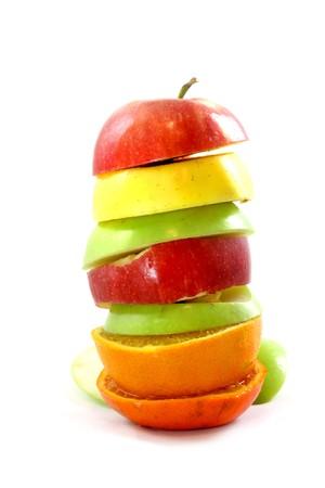 vitamines: Fruit Arrangement