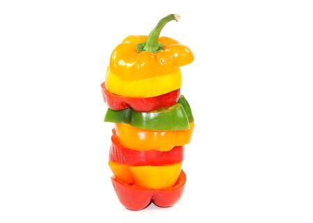 Pepper Arrangement Stock Photo - 4179520