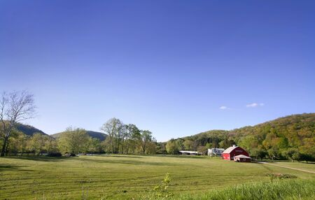 allegheny: Scenic Rural Landscape