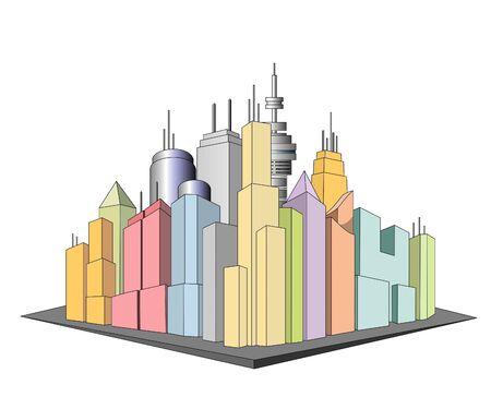 Pictogram City