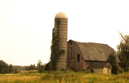 Antique Barn Stock Photo - 4354965