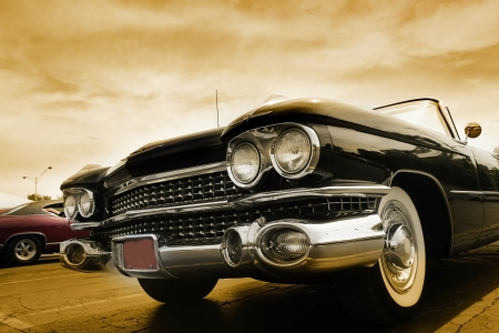 Classic Cars Editorial