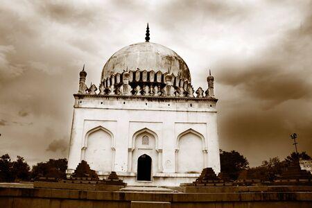 golconda: Quli Qutb Shahi Tombs