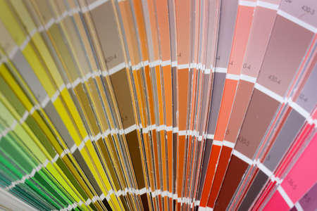 Colorful Swatches. Stock Photo - 4860669