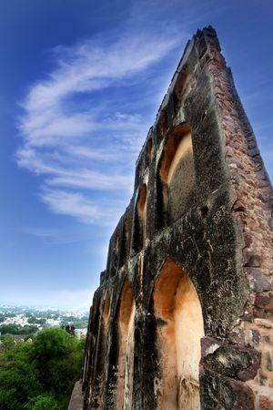 Historic Wall Stock Photo - 5349997