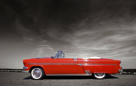 Rode Classic Car Redactioneel