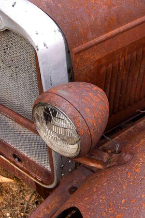 car body: Rustic Car Body