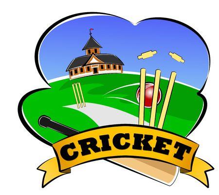 Cricket club Stock fotó - 5575854