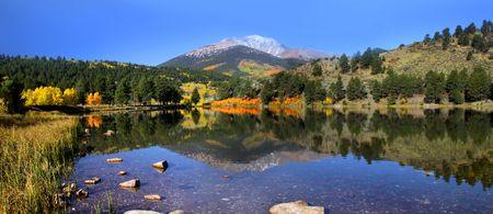風光明媚なコロラド州 写真素材