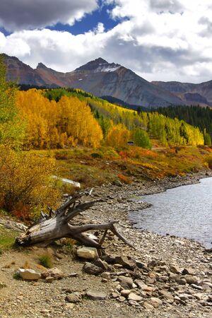Rocky mountain Landscape photo