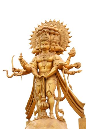 holy god: Hanuman
