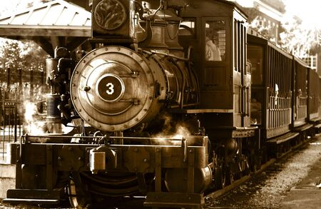 Steam engine Stock Photo - 5923644