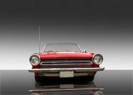 Classic car Banque d'images