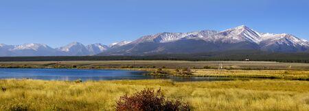 Colorado landscape Stock Photo