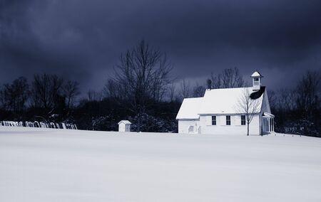 congregational: Historic church