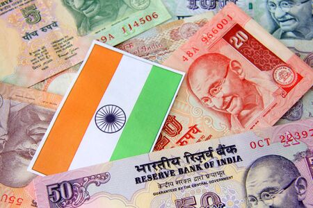 Indian currency Stock Photo - 6783105