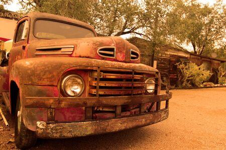 素朴なトラック