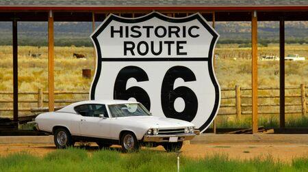 route 66: Historic Route 66