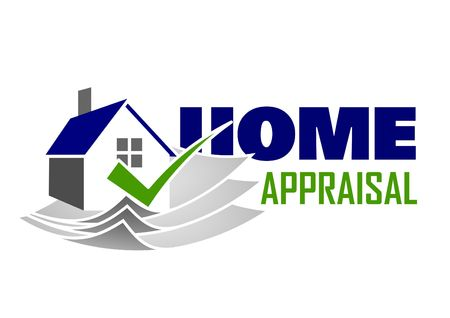 Home appraisal icon photo