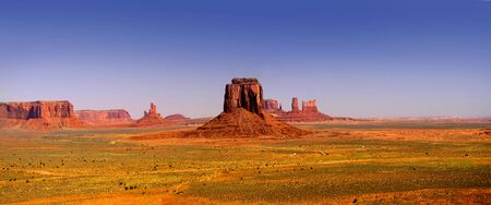 Monument Valley Stock Photo - 7029212