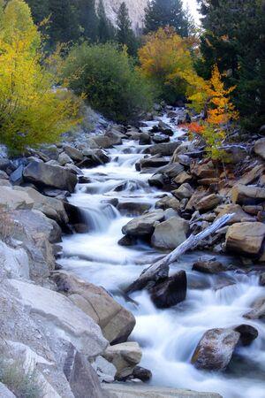 cascade: Cascade falls Stock Photo