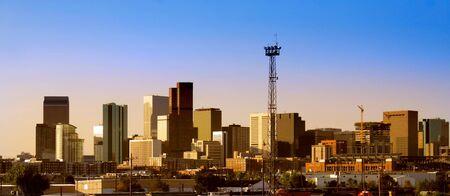 Denver city downtown photo