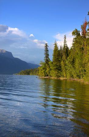 mcdonald: Lake McDonald