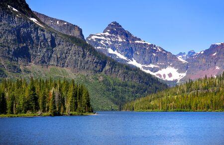 glacier national park: Glacier national park Stock Photo