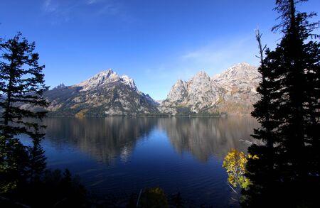 Grand Tetons national park Stock Photo - 9008748