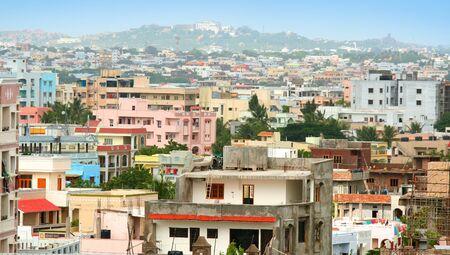 Indian city Hyderabad