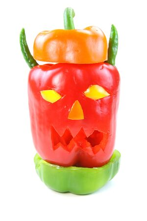 Pepper monster Stock Photo - 9141904