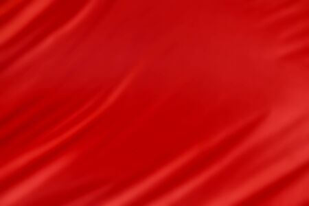 Image of red satin cloth good for background use
