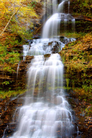 west virginia: Cathedral water falls