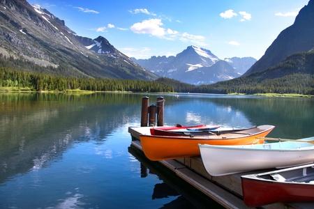 piragua: Parque Nacional Glacier
