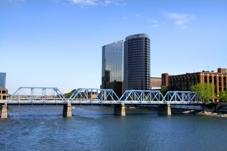 the rapids: Downtown Grand Rapids
