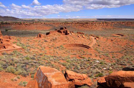 pueblo: Wupatki Pueblo