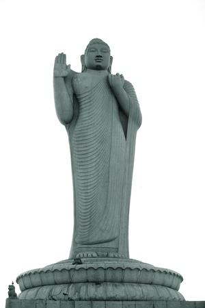 stone buddha: Buddha statue